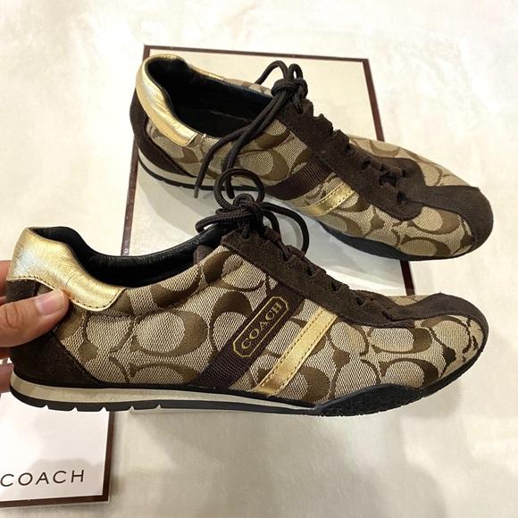 Vintage Coach Sneaker | Poshmark